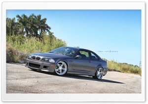360Forged BMW E46 M3 HD Wide Wallpaper for 4K UHD Widescreen desktop & smartphone