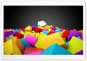 3D HD Wide Wallpaper for Widescreen