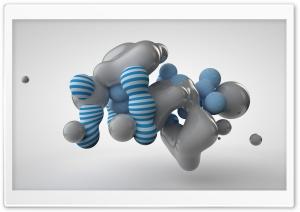 3D Abstract Art Ultra HD Wallpaper for 4K UHD Widescreen desktop, tablet & smartphone