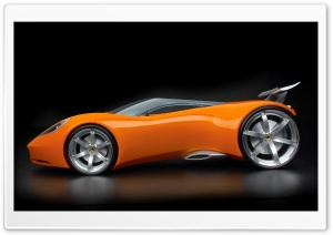 3D Cars 14 HD Wide Wallpaper for Widescreen