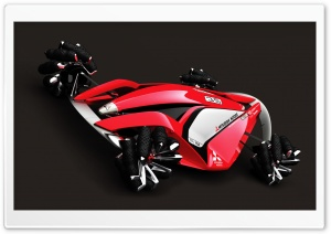 3D Cars 21 HD Wide Wallpaper for Widescreen