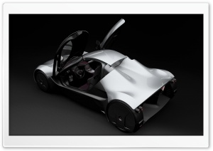3D Cars 5 HD Wide Wallpaper for Widescreen