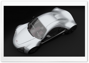 3D Cars 8 HD Wide Wallpaper for Widescreen
