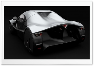 3D Cars 9 HD Wide Wallpaper for Widescreen