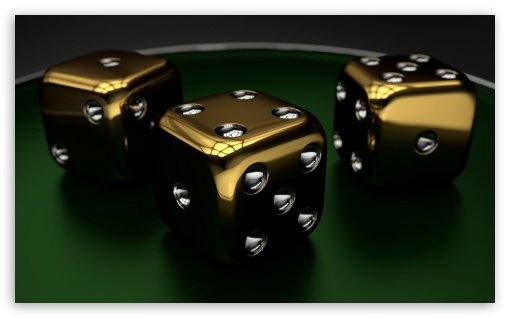 3D Dice 01 ❤ 4K UHD Wallpaper for Wide 5:3 Widescreen WGA ; 4K UHD 16:9 Ultra High Definition 2160p 1440p 1080p 900p 720p ; Mobile 5:3 16:9 - WGA 2160p 1440p 1080p 900p 720p ;