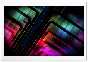 3d Graphics Colorful Scheme HD Wide Wallpaper for Widescreen