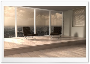 3D Interior Design HD Wide Wallpaper for Widescreen