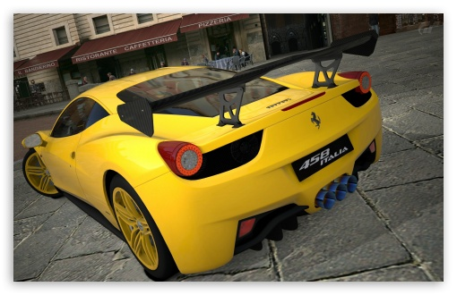 458 Italia Matte Yellow HD wallpaper for Wide 16:10 5:3 Widescreen WHXGA WQXGA WUXGA WXGA WGA ; HD 16:9 High Definition WQHD QWXGA 1080p 900p 720p QHD nHD ; UHD 16:9 WQHD QWXGA 1080p 900p 720p QHD nHD ; Standard 3:2 Fullscreen DVGA HVGA HQVGA devices ( Apple PowerBook G4 iPhone 4 3G 3GS iPod Touch ) ; Mobile 5:3 3:2 16:9 - WGA DVGA HVGA HQVGA devices ( Apple PowerBook G4 iPhone 4 3G 3GS iPod Touch ) WQHD QWXGA 1080p 900p 720p QHD nHD ;