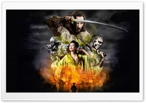 47 Ronin Movie HD Wide Wallpaper for Widescreen