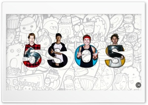 5 Sos HD Wide Wallpaper for 4K UHD Widescreen desktop & smartphone