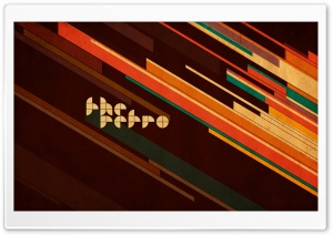 60's Design HD Wide Wallpaper for Widescreen