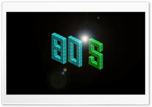 80s HD Wide Wallpaper for Widescreen