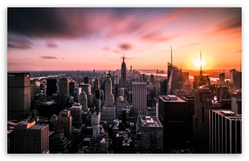 A Breathtaking New York City View Ultra Hd Desktop