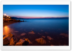 A Colorful Dusk HD Wide Wallpaper for Widescreen