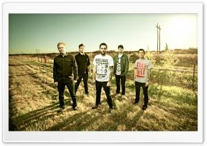 A Day To Remember HD Wide Wallpaper for Widescreen