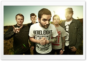 A Day To Remember Band HD Wide Wallpaper for Widescreen