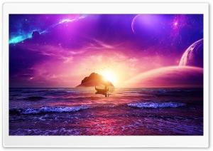 A Different World Ultra HD Wallpaper for 4K UHD Widescreen desktop, tablet & smartphone