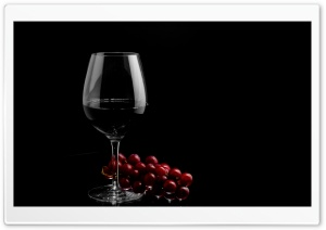 A Glass Of Merlot HD Wide Wallpaper for Widescreen