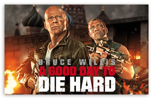 A Good Day to Die Hard 2013 HD wallpaper for Wide 16:10 Widescreen WHXGA WQXGA WUXGA WXGA ; Standard 4:3 5:4 3:2 Fullscreen UXGA XGA SVGA QSXGA SXGA DVGA HVGA HQVGA devices ( Apple PowerBook G4 iPhone 4 3G 3GS iPod Touch ) ; iPad 1/2/Mini ; Mobile 4:3 3:2 5:4 - UXGA XGA SVGA DVGA HVGA HQVGA devices ( Apple PowerBook G4 iPhone 4 3G 3GS iPod Touch ) QSXGA SXGA ;