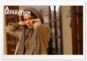 A Separation - Simin HD Wide Wallpaper for Widescreen