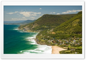 A View From Bald Hill HD Wide Wallpaper for Widescreen