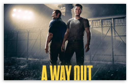 A Way Out video game 2018 ❤ 4K UHD Wallpaper for Wide 16:10 5:3 Widescreen WHXGA WQXGA WUXGA WXGA WGA ; 4K UHD 16:9 Ultra High Definition 2160p 1440p 1080p 900p 720p ; UHD 16:9 2160p 1440p 1080p 900p 720p ; Standard 4:3 5:4 3:2 Fullscreen UXGA XGA SVGA QSXGA SXGA DVGA HVGA HQVGA ( Apple PowerBook G4 iPhone 4 3G 3GS iPod Touch ) ; Smartphone 3:2 DVGA HVGA HQVGA ( Apple PowerBook G4 iPhone 4 3G 3GS iPod Touch ) ; Tablet 1:1 ; iPad 1/2/Mini ; Mobile 4:3 5:3 3:2 16:9 5:4 - UXGA XGA SVGA WGA DVGA HVGA HQVGA ( Apple PowerBook G4 iPhone 4 3G 3GS iPod Touch ) 2160p 1440p 1080p 900p 720p QSXGA SXGA ;