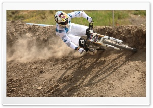 Aaron Gwin HD Wide Wallpaper for Widescreen