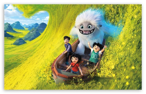 Image result for abominable movie images