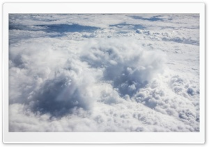 Above the Clouds Ultra HD Wallpaper for 4K UHD Widescreen desktop, tablet & smartphone