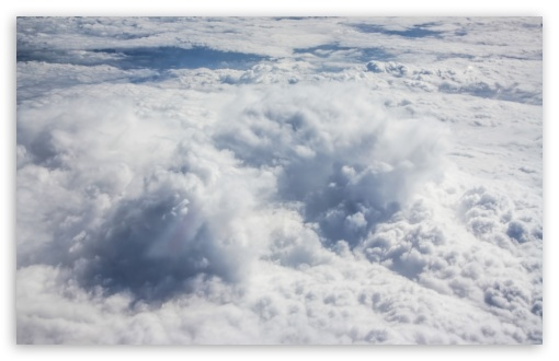 Download Above the Clouds UltraHD Wallpaper
