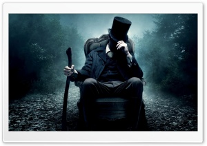 Abraham Lincoln Vampire Hunter HD Wide Wallpaper for 4K UHD Widescreen desktop & smartphone