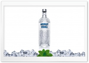Absolut Vodka HD Wide Wallpaper for Widescreen