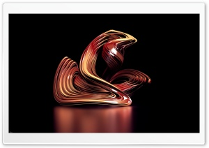 Abstract 3D HD Wide Wallpaper for Widescreen