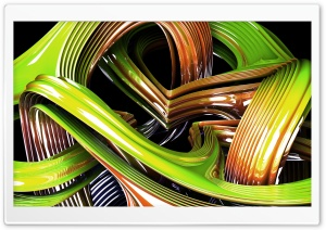Abstract 3D Ultra HD Wallpaper for 4K UHD Widescreen desktop, tablet & smartphone