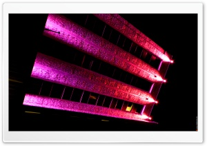 Abstract Architecture Photography (Violet) HD Wide Wallpaper for Widescreen