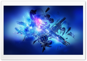 Abstract Art HD Wide Wallpaper for Widescreen