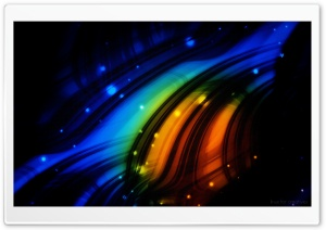 Abstract Aurora HD Wide Wallpaper for Widescreen