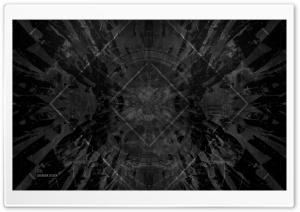 Abstract Black and White Design HD Wide Wallpaper for Widescreen
