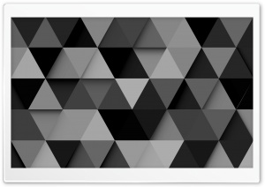 Abstract Black Design HD Wide Wallpaper for Widescreen