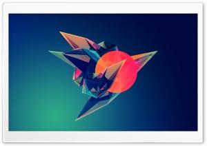 Abstract Blue Ultra HD Wallpaper for 4K UHD Widescreen desktop, tablet & smartphone