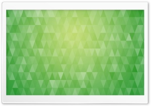 Abstract Christmas Trees Green Triangles Background HD Wide Wallpaper for 4K UHD Widescreen desktop & smartphone