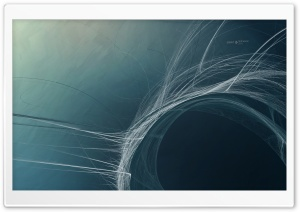 Abstract Circles Art HD Wide Wallpaper for 4K UHD Widescreen desktop & smartphone