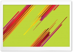 Abstract Colorful Lines HD Wide Wallpaper for Widescreen
