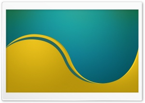 Abstract Colors Yellow Green HD Wide Wallpaper for Widescreen