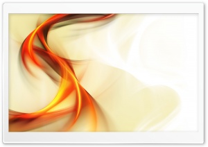 Abstract Colour Background Orange HD Wide Wallpaper for Widescreen