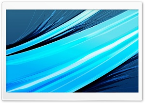 Abstract Graphic Art   Blue I HD Wide Wallpaper for Widescreen