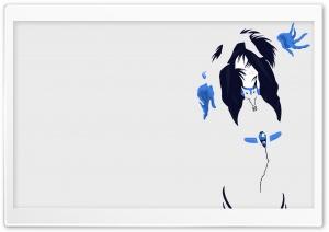 Abstract Manga Art HD Wide Wallpaper for 4K UHD Widescreen desktop & smartphone