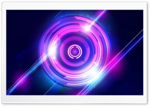 Abstract Power Button HD Wide Wallpaper for Widescreen