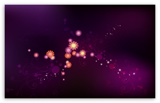 Abstract Purple Flowers HD wallpaper for Wide 16:10 5:3 Widescreen WHXGA WQXGA WUXGA WXGA WGA ; HD 16:9 High Definition WQHD QWXGA 1080p 900p 720p QHD nHD ; Standard 4:3 5:4 3:2 Fullscreen UXGA XGA SVGA QSXGA SXGA DVGA HVGA HQVGA devices ( Apple PowerBook G4 iPhone 4 3G 3GS iPod Touch ) ; iPad 1/2/Mini ; Mobile 4:3 5:3 3:2 16:9 5:4 - UXGA XGA SVGA WGA DVGA HVGA HQVGA devices ( Apple PowerBook G4 iPhone 4 3G 3GS iPod Touch ) WQHD QWXGA 1080p 900p 720p QHD nHD QSXGA SXGA ;