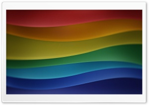 Abstract Rainbow HD Wide Wallpaper for Widescreen